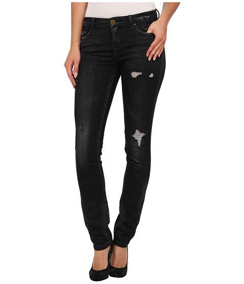 Blank NYC - Skinny Classique w/ Abrasion in Grey Frey (Grey Frey) Women's Jeans
