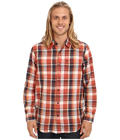Rip Curl - Desperado L/S Shirt (Red) Men