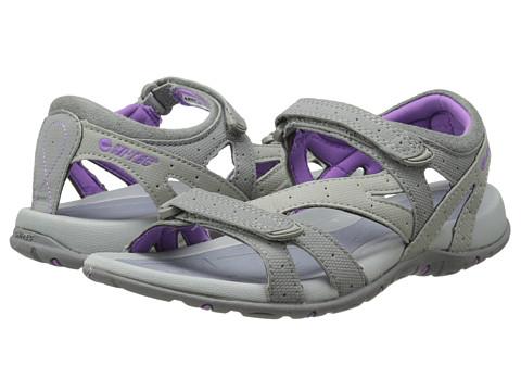 Hi-Tec - Galacia Strap (Cool Grey/Orchid) Women's Boots