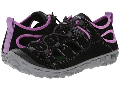 Hi-Tec - Ezeez Shandal (Black/Charcoal/Orchid) Women's Boots