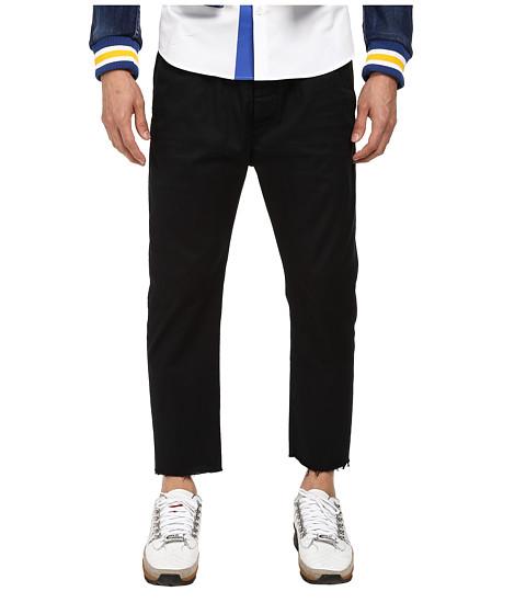 DSQUARED2 - Dan Elastic Waist Pant (Black) Men