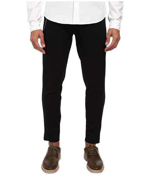 McQ - Sports Tux Trouser (Darkest Black) Men