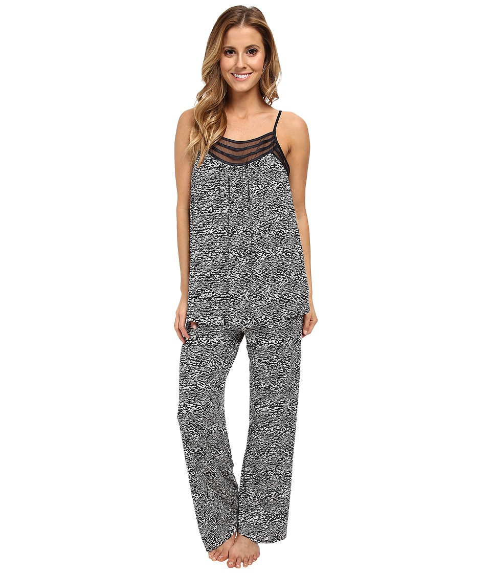 Midnight by Carole Hochman - Whimsical Dreams Pajama (Whimsical Engravings) Women's Pajama Sets