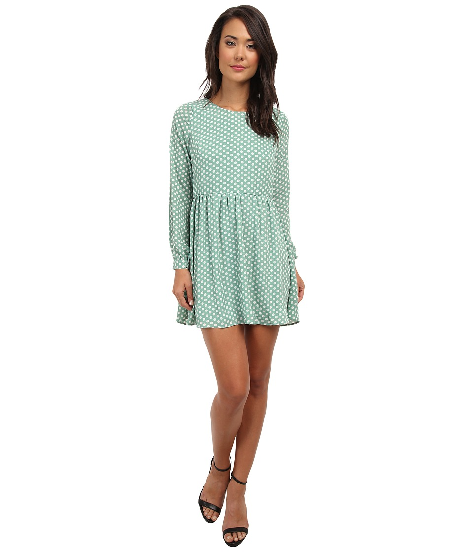 Brigitte Bailey - Mia Dress (Mint/Ivory) Women
