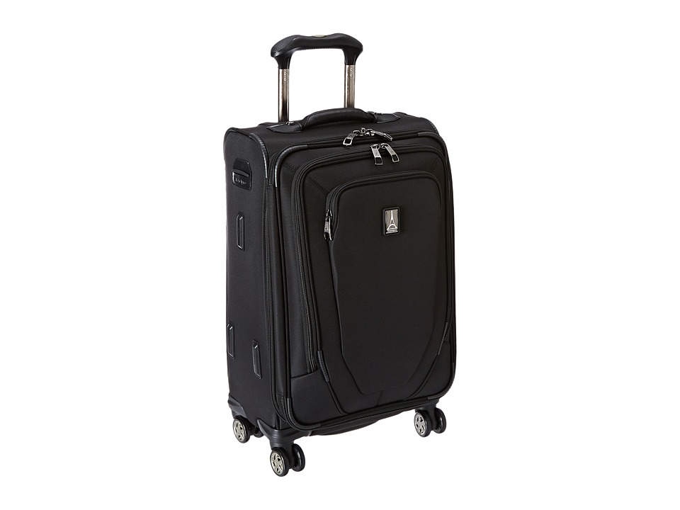 Travelpro - Crew 10 21 Expandable Spinner Suiter (Black) Luggage