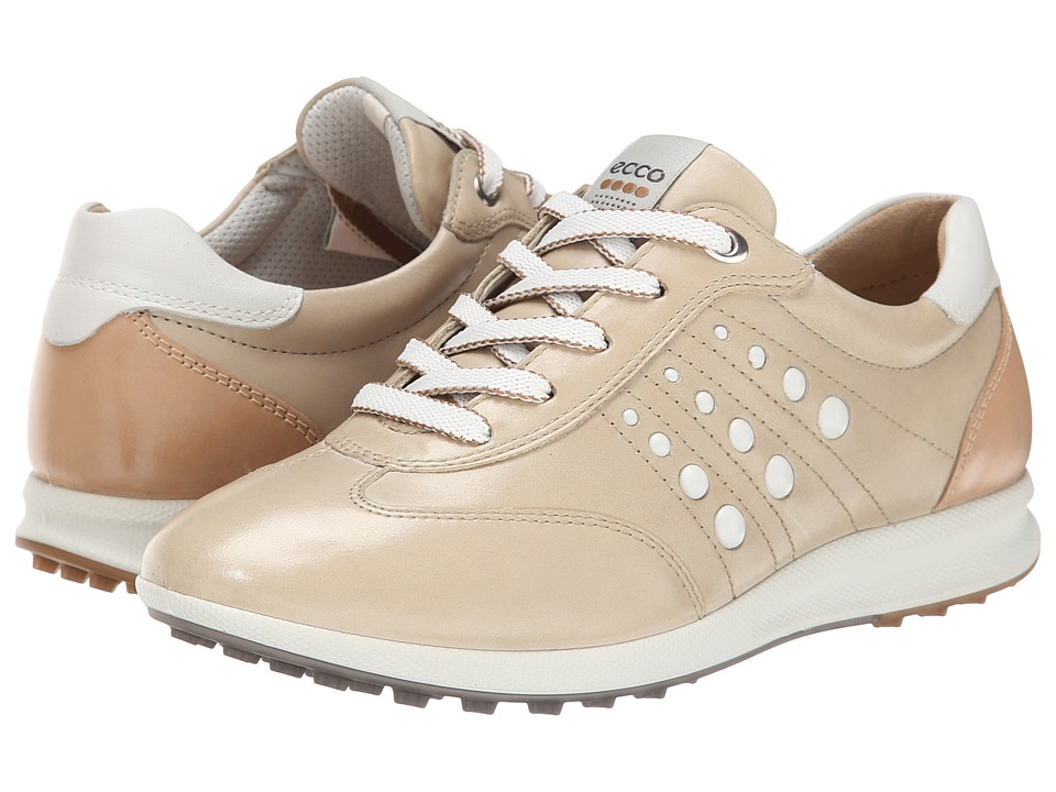 ECCO Golf - Street EVO One Sport (Oyster/Lion) Women