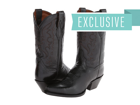 Dan Post - Gracy (Black) Cowboy Boots