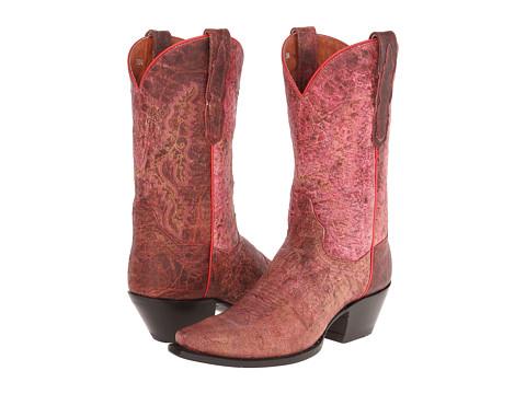Dan Post - Carlyn (Fuchsia) Cowboy Boots
