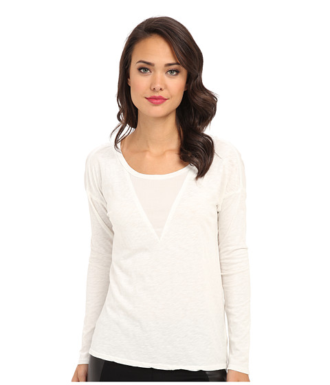 Velvet by Graham & Spencer - Fallon02 Top (Garland) Women's T Shirt