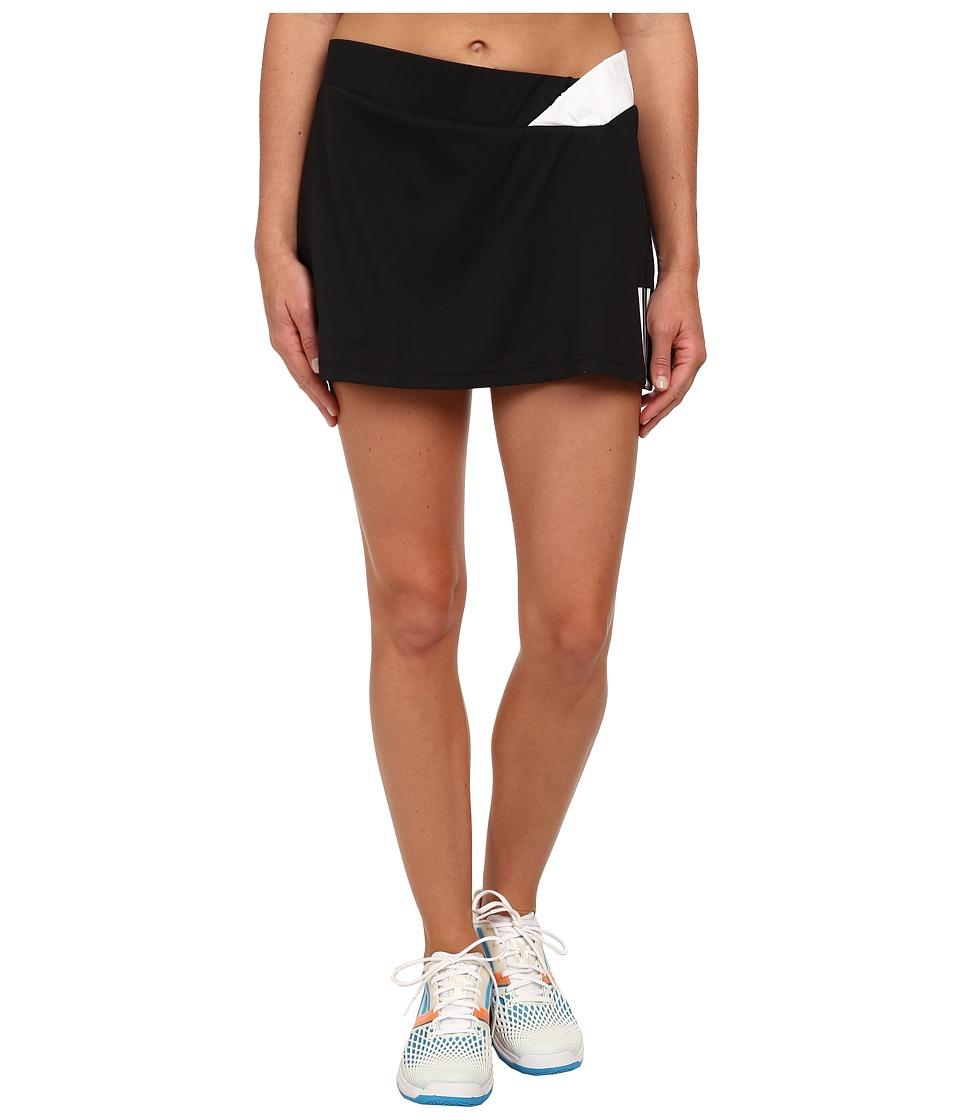 adidas - Response Skort (Black/White 2) Women's Skort