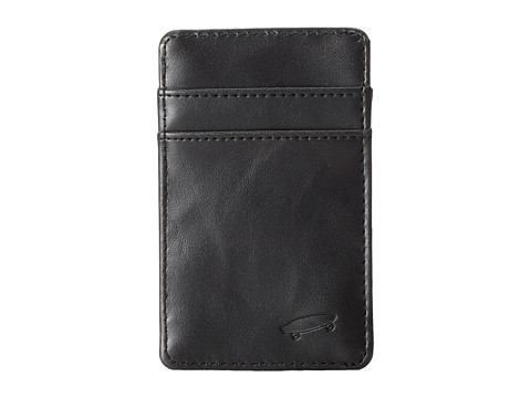 Vans - Full Patch Card Holder (Black) Bi-fold Wallet