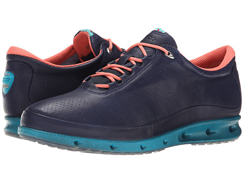 ECCO Sport - ECCO Cool (True Navy) Women's Walking Shoes