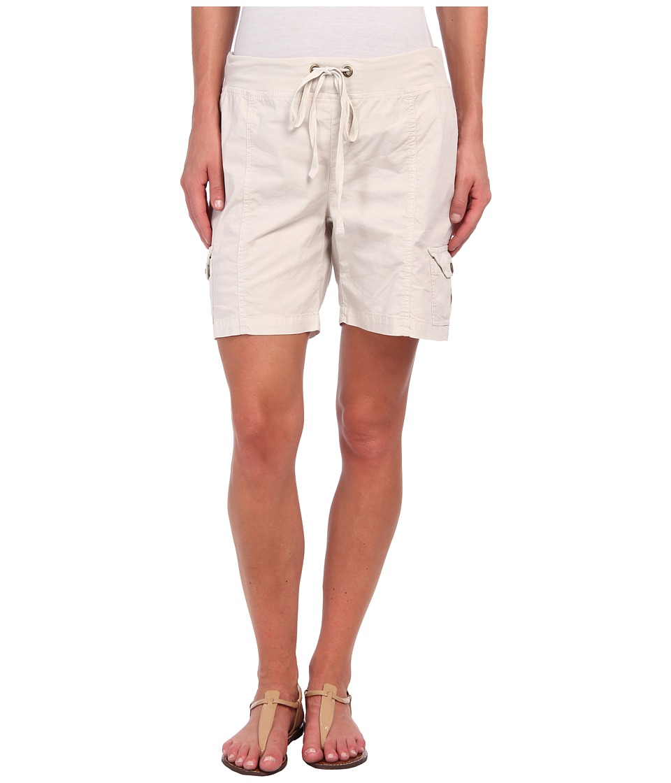 XCVI - Flint 2-Pocket Short (White Sand) Women