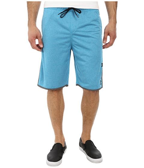 Hurley - Dri-Fit Grunge Mesh Short (Blue Lagoon) Men's Shorts