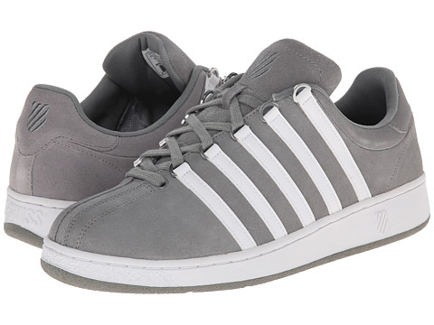 K-Swiss - Classic VN SDE (Neutral Gray/White) Men's Classic Shoes