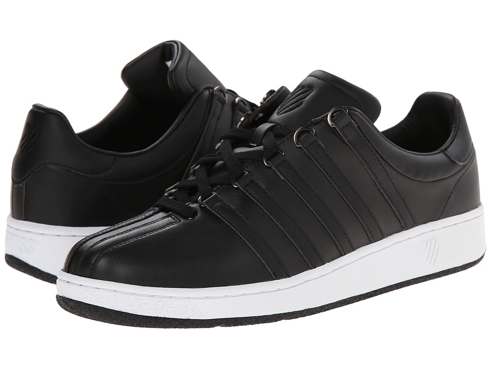 K-Swiss - Classic VN (Black/White) Men's Shoes
