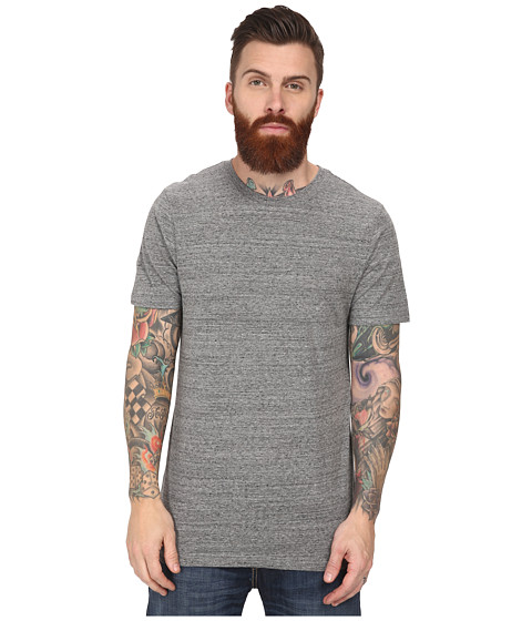 Hurley - Staple Speckled Heather Tee (Ash) Men