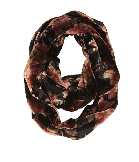 LAUREN by Ralph Lauren - Paloma (Black) Scarves