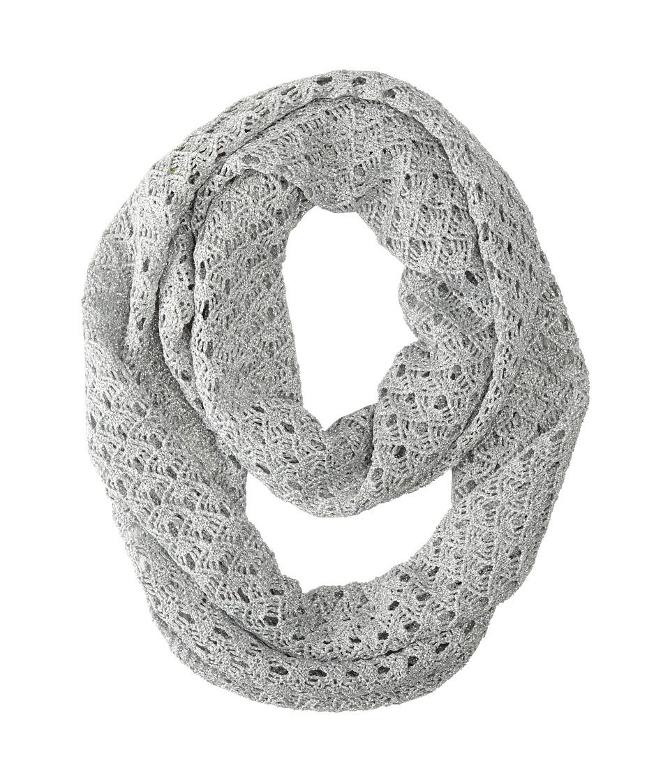 LAUREN by Ralph Lauren - Sonia (Silver) Scarves