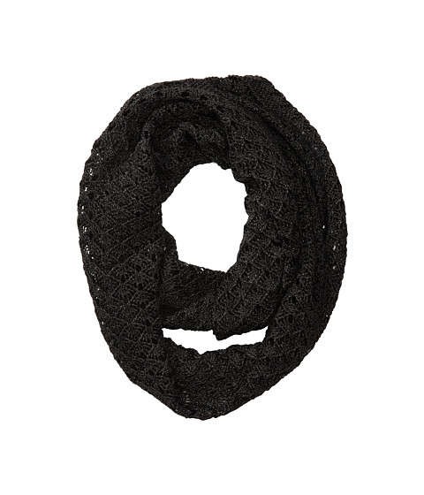 LAUREN by Ralph Lauren - Sonia (Black 1) Scarves