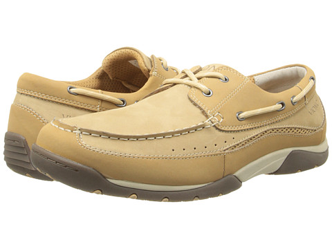 VIONIC with Orthaheel Technology - Eddy (Sand) Men's Shoes