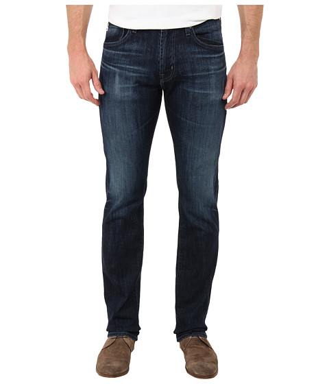 AG Adriano Goldschmied - Matchbox Slim Straight in 3 Years Attaway (3 Years Attaway) Men
