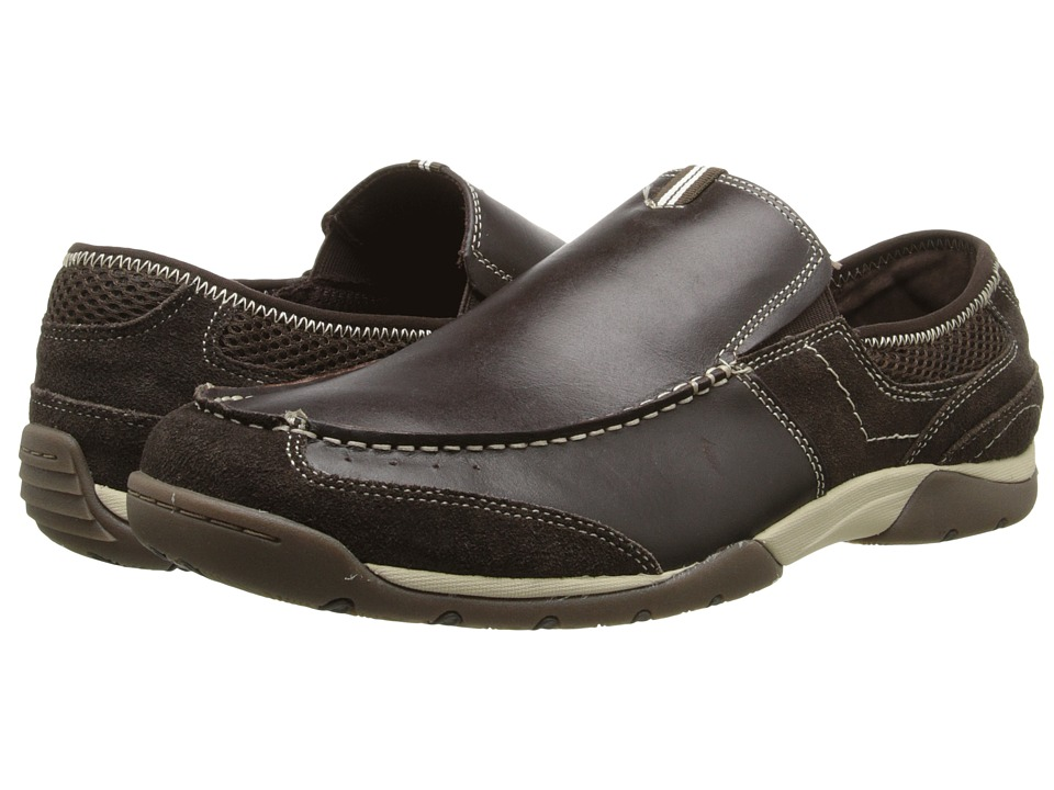 VIONIC - Eli (Brown) Men's Shoes