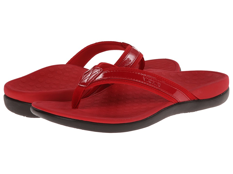 VIONIC - Tide II (Red) Women's Sandals