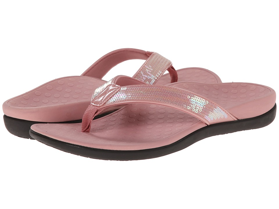 VIONIC - Tide Sequins (Rose) Women's Sandals