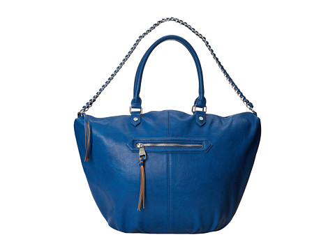 Steve Madden - Bubble Convertible Tote (Blue) Tote Handbags