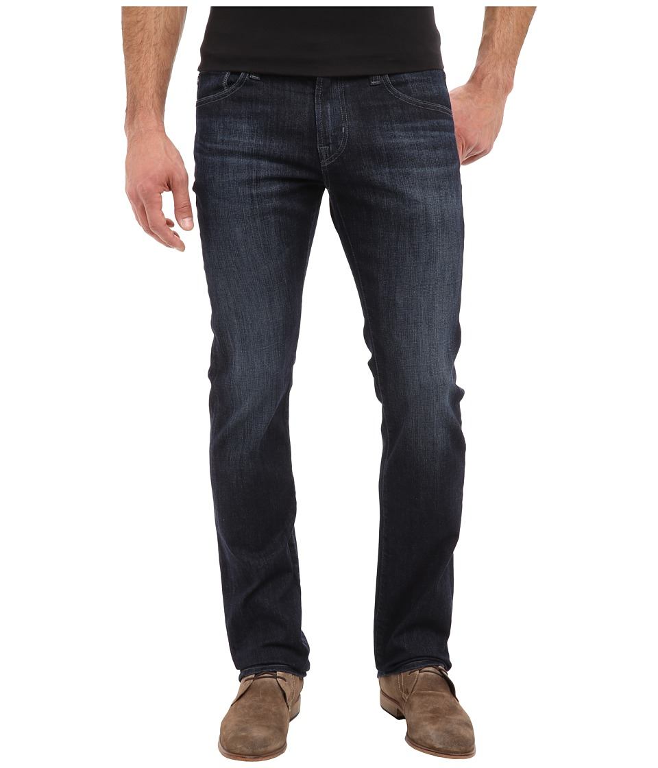 AG Adriano Goldschmied - Matchbox Slim Straight in Stallo (Stallo) Men's Jeans