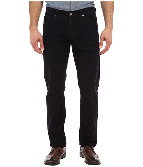 AG Adriano Goldschmied - The Graduate Tailored Straight Cord (Hi White Night Eclipse) Men's Jeans
