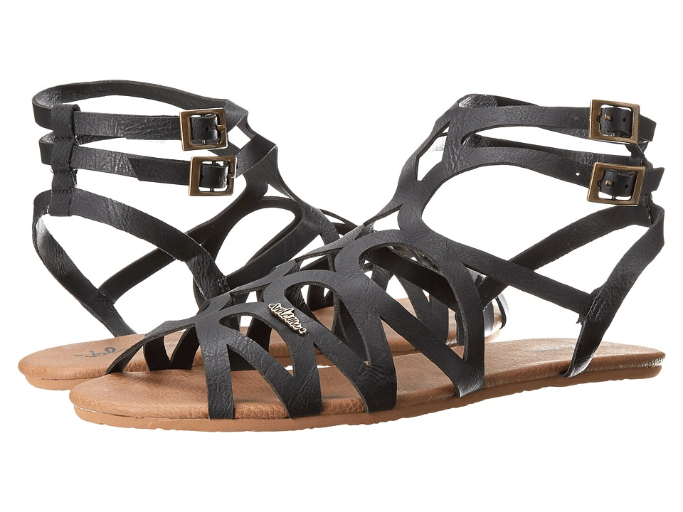 Volcom - Hangout (Black) Women's Sandals