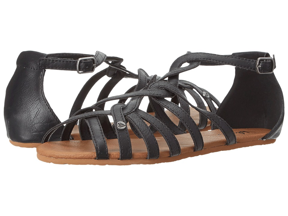 Volcom - Last Call (Black) Women's Sandals