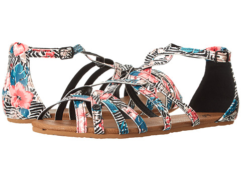 Volcom - Last Call (Black Print) Women's Sandals