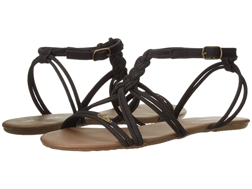 Volcom - Too Good (Black) Women's Sandals