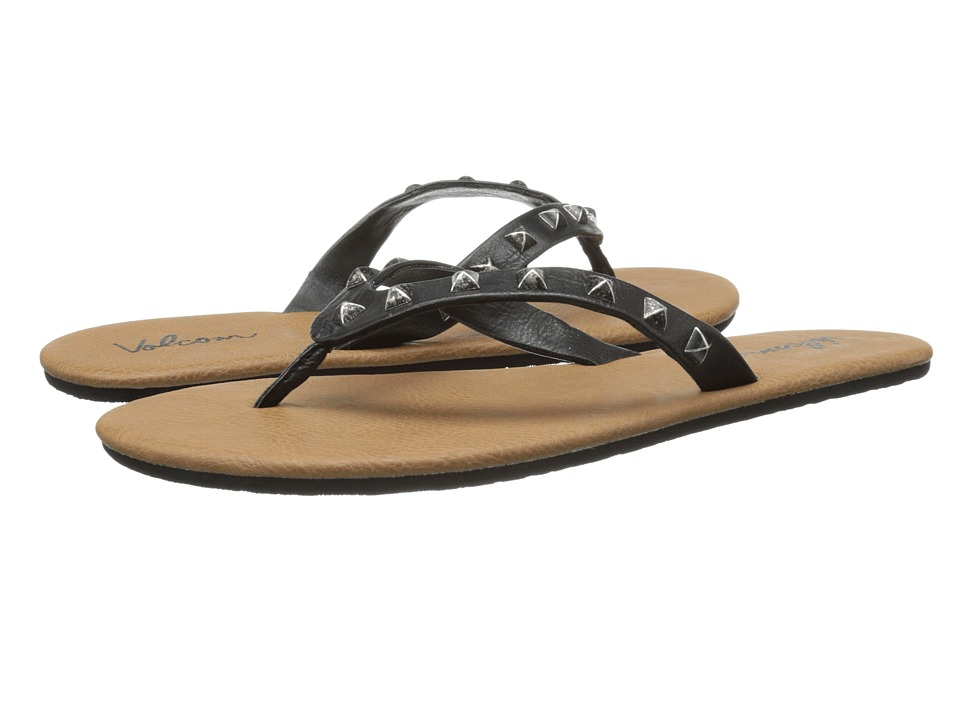 Volcom - Pretty Legit (Black) Women's Sandals
