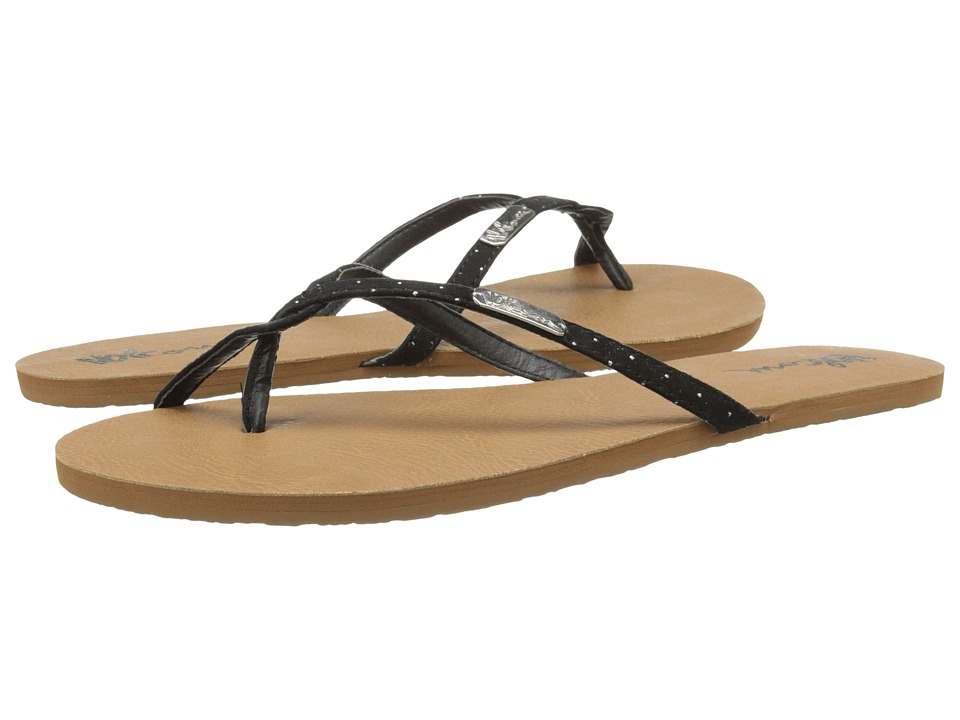Volcom - Going Out (Black) Women's Sandals