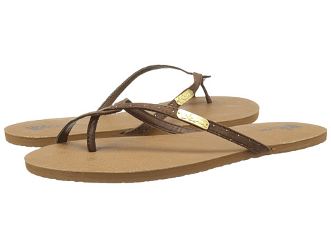 Volcom - Going Out (Brown) Women's Sandals