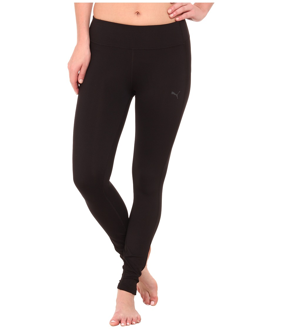 PUMA - Essential Long Tight (Black) Women's Workout