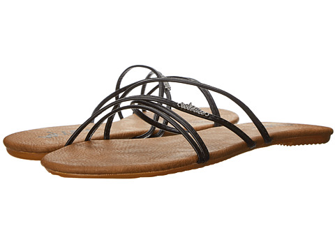 Volcom - Awesome 2 (Black) Women's Sandals