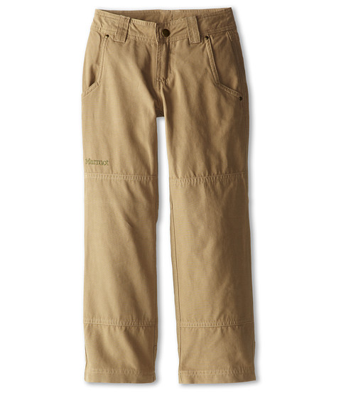 Marmot Kids - Edgewood Pant (Little Kids/Big Kids) (Desert Khaki) Boy