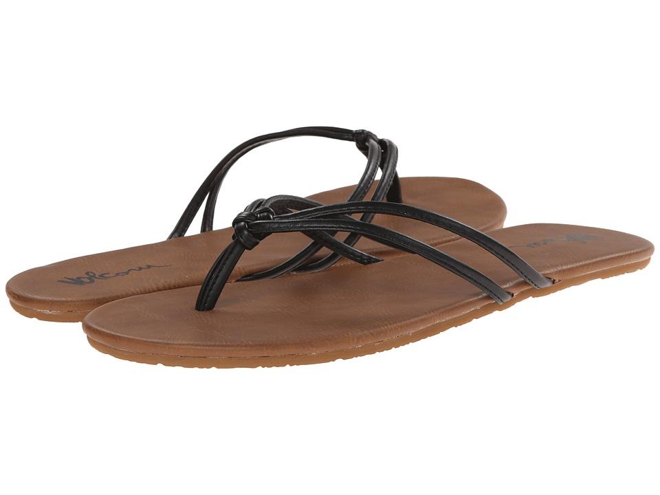 Volcom - Forever 2 (Black) Women's Sandals