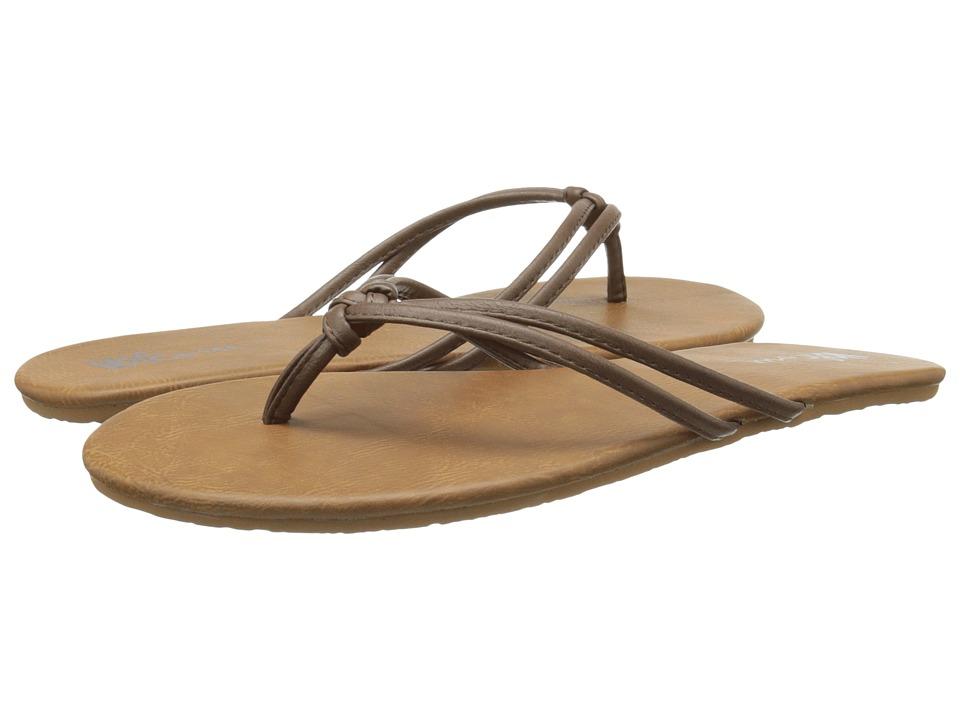 Volcom - Forever 2 (Brown) Women's Sandals