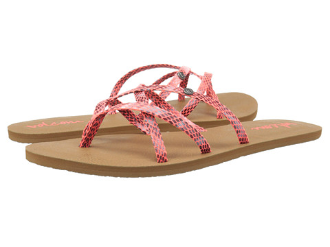 Volcom - New School 2 (Snake) Women's Sandals