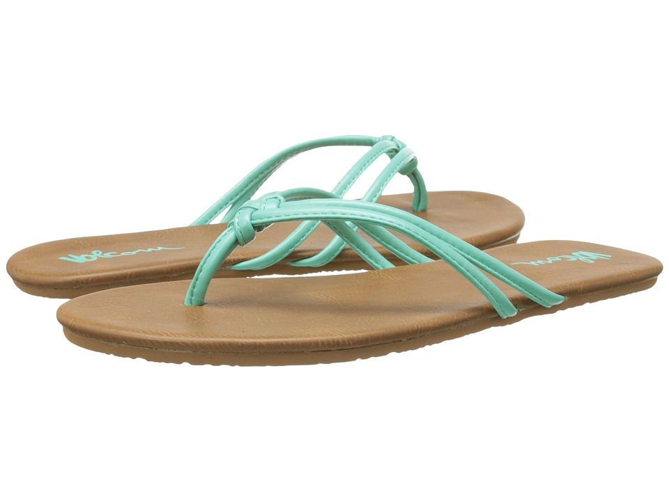 Volcom - Forever 2 (Aqua) Women's Sandals