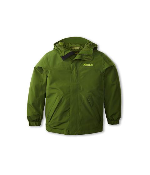 Marmot Kids - Southridge Jacket (Little Kids/Big Kids) (Greenland) Boy's Coat
