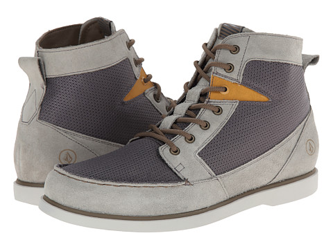 Volcom - Berrington 2 (Neutral Grey) Men's Lace-up Boots