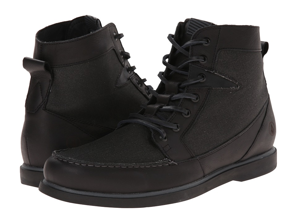 Volcom - Berrington 2 (Blackity Black) Men's Lace-up Boots