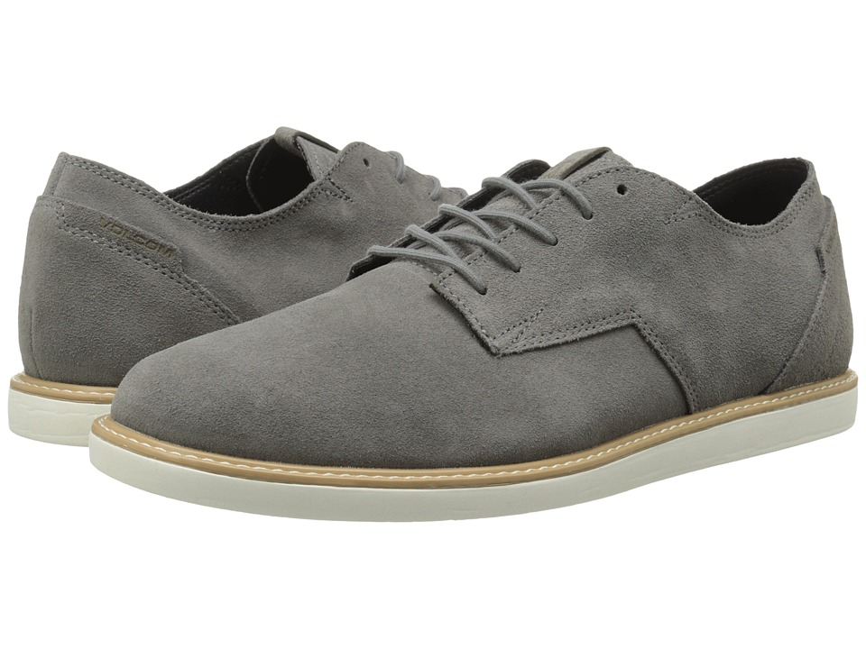 Volcom - Dapps 2 (Grey Vintage) Men's Lace up casual Shoes